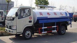 东风天锦10吨洒水车